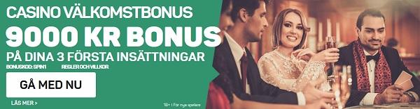 Betfinal – Ett nytt casino med bonuskod