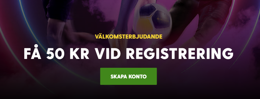 Bonuskoder hos spelbolagen till EM i fotboll 2021